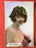 1922 - VIVE MARIE - MARIA - SPECIALE HOED - CHAPEAU SPECIALE - Autres