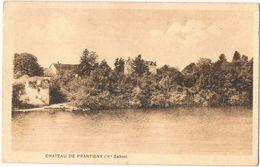 PRANTIGNY .70. Le Chateau .piece D'eau.(L) - Frankreich