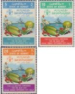 Ref. 599954 * MNH * - KUWAIT. 1972. 11 CONFERENCIA DE LA FAO - Kuwait