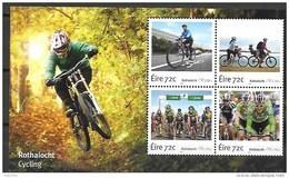 Irlande 2016 Bloc F2183 Cyclisme - Hojas Y Bloques