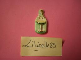 Feve Ancienne Artisanale - CHAMPAGNE  + COUPE - Serie AN 2000 LA FETE - CLAMECY ( Feves Figurine Miniature ) - Non Classés