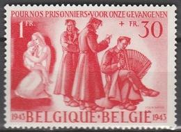 Belgie    .    OBP      .     623/624  (2 Scans)    .      **       .   Postfris    .  / .  Neuf Sans  Charniere - Belgien