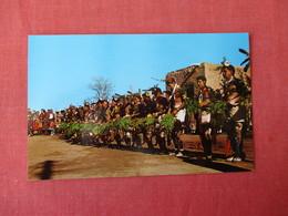 Turtle Dance San Juan Indian Pueblo NM  . Ref 3343 - Native Americans