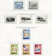 Foroyar - 1982 Annata Completa | Complete Year Set ** - Isole Faroer