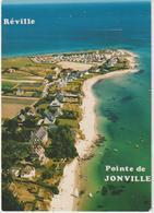 R : Manche : REVILLE  :  Pointe   De   Jonville - France