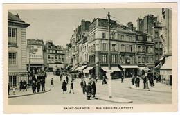 Saint Quentin, Rue Croix Belle Porte (pk59508) - Saint Quentin