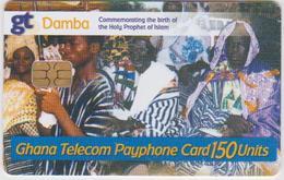 #09 - GHANA - HOLY PROPHET OF ISLAM - Ghana