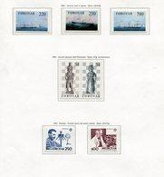Foroyar - 1983 Annata Completa | Complete Year Set ** - Isole Faroer