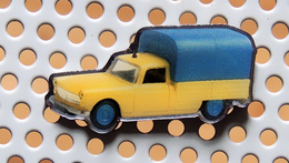 Pin's PEUGEOT 404 Pick-Up - Collection Utilitaires - Peugeot