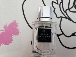 Bouteille De Parfum Vide David Beckham Instinct - Flacons (vides)