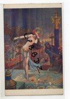 CPA - ARTS - TABLEAUX - NU FEMININ - SALOME Par Gaston Bussiere - Salons De Paris - Société Des Artistes Français - Paintings