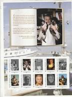 Collector Feuillet Georges Brassens - Collectors