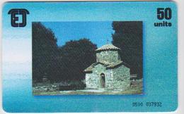 #09 - GEORGIA-01 - CHURCH - 50.000EX - Georgien