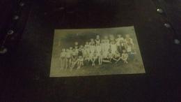 B7/carte Photo-groupe D Enfants Notes Au ENGELSDORF 1919 - Allemagne