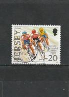 Jersey  Oblitéré  1997  N° 781  Sport  Cyclisme - Jersey