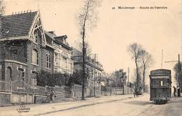 59-MAUBEUGE- ROUTE DE FERRIERE - Maubeuge