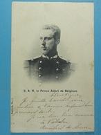 S.A.R. Le Prince Albert De Belgique - Familles Royales