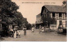 St Brévin L'Océan L'Avenue De La Plage - Saint-Brevin-l'Océan