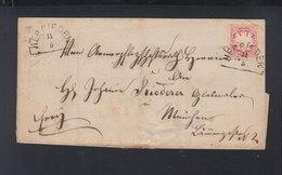 Bayern Falthülle Herrieden 1878 - Bayern (Baviera)