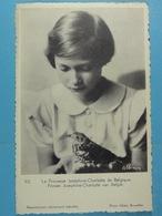 La Princesse Joséphine-Charlotte De Belgique - Familles Royales