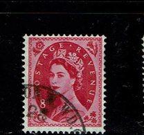 Groot-Brittannie  Gestempeld  NR°  Y.T.   337 - 1952-.... (Elizabeth II)