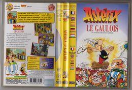 CINEMA - LOT 3 DVDs - ASTERIX LE GAULOIS - ASTERIX ET CLEOPATRE - LES 12 TRAVAUX - VOIR PHOTOS ET DESCRIPTIONS - Animation