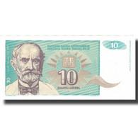 Billet, Yougoslavie, 10 Dinara, 1994, 1994, KM:138b, NEUF - Yougoslavie