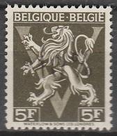 Belgie    .    OBP      .  724  I       .      **       .   Postfris    .  / .  Neuf Sans  Charniere - Bélgica