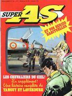 Super AS Hebdomadaire N°26  Semaine Du 7 Au 13 Août 1979-manque Le Supplément- - Super As