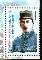 France 2019 - Charles De Gaulle  - MNH - De Gaulle (General)