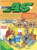 Super AS Hebdomadaire N°29 Silas Finn-semaine Du 26 Août  Au 3 Septembre 1979 - Super As