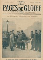 PAGES DE GLOIRE, Revue 16 Pages, N° 45, Dimanche 10 Octobre 1915, Mesnil-les-Hurlus, Auzcourt, Villiers-aux-Vents... - Livres, BD, Revues