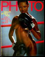 Revue PHOTO N° 173 - 02/1982 - Grace Jones Nue - Erotique (...-1960)