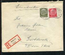 Deutsches Reich / 1938 / Reco-Brief Ex Berlin, Rs. Lacksiegel (13250) - Deutschland