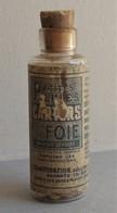 - Ancien Flacon De Comprimés. Petites Pilules CARTERS - Objet De Collection - Pharmacie - - Matériel Médical & Dentaire