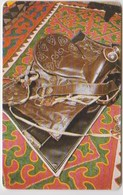 #09 - KYRGYZSTAN - TRADITIONAL ART - Kirgisistan