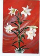 U4454 Cartolina 1978 FIORI, FLUERS, FLOWERS, FLORES - GIGLIO - Fiori