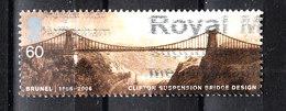 Gran Bretagna - 2006. Ponte Sospeso Clifton. Clifton Suspension Bridge. - Ponts