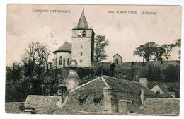 Laguiole, L'Eglise (pk59515) - Laguiole