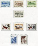 Foroyar - 1987 Annata Completa | Complete Year Set ** - Isole Faroer