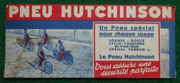 Carte Hutchinson Foldex De L'île De France - Cent Kilomètres Autour De Paris - Année 1935 - Roadmaps