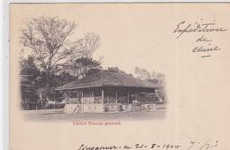 CP - EXPEDITION De CHINE / SINGAPOUR 21.8.1900 - Singapore