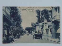 Rimini 133 Riccione Viale Roma Auto 1920 - Rimini