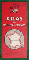Atlas Michelin Des Routes De France - Années 1953-1954 - Roadmaps