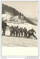 73 - HERY SUR UGINE / CHALET DE LA PLACHE - LECON DE SKI - Autres Communes
