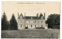 CPA 18 BRINON SUR SAULDRE Chateau Du Coudray - Brinon-sur-Sauldre