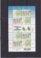 2007 - Kasachstan - Kazakhstan - N° YT 495 Et 496** Mini Feuillet - Europa-CEPT