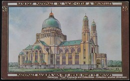 Koekelberg Basilique Basiliek Basilica Art Deco - Koekelberg