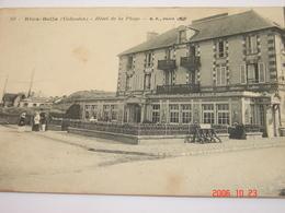 C.P.A.- Riva Bella (14) - Hôtel De La Plage - 1916 - SUP (BJ 8) - Riva Bella