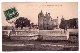 4369 - Sarlat ( 247 ) - Château Des Milandes ( Vue Prise Du Parc ) - Environs De Sarlat - P.D.S. N°460 - - Sarlat La Caneda
